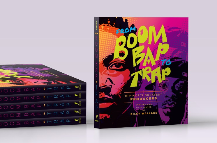 'Hip-Hop's Greatest Producers' to Get Their Due in New Book
