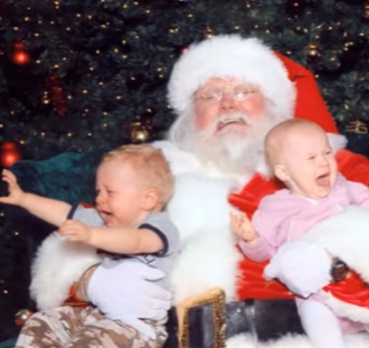 """From First to Last """"Santapocalypse"""""""