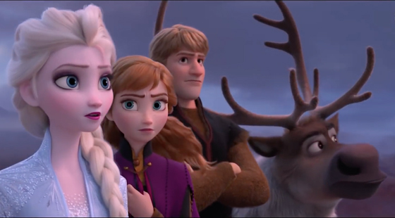Here's Your First Look at 'Frozen II'