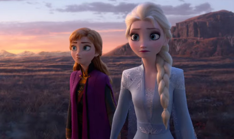 'Frozen II' Gets Epic with New Trailer