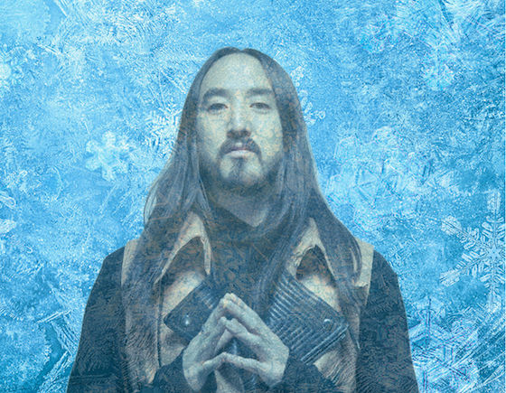 Steve Aoki Plans to Be Cryogenically Frozen