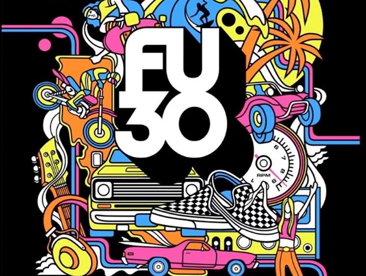 Fu Manchu Announce 30th Anniversary World Tour
