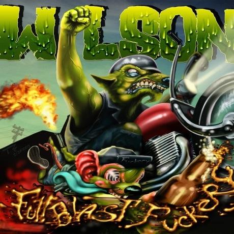 Wilson 'Snake Eyes'