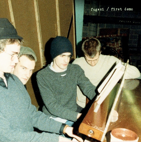 "Fugazi ""Merchandise"" (demo)"