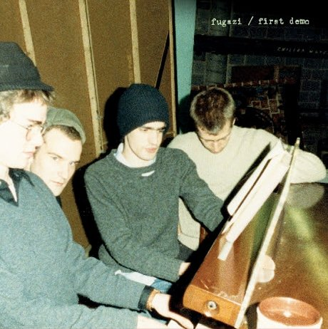Fugazi 'First Demo' (album stream)
