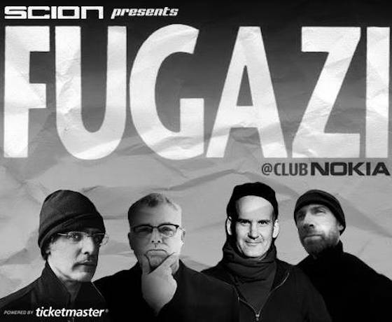 This Fake Fugazi Reunion Is the Best
