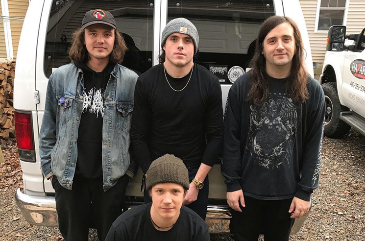 Full of Hell Robbed in Atlanta, Cancel Toronto Show