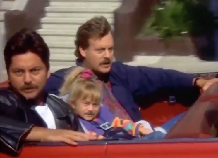 Someone Used Deepfake Technology to Turn Every Cast Member of 'Full House' Into Nick Offerman
