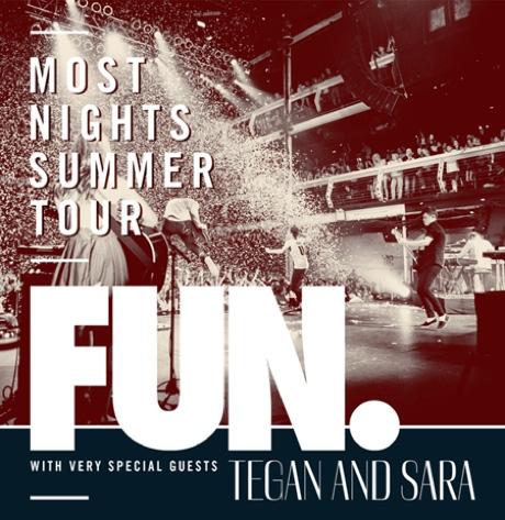 Fun. and Tegan and Sara Team Up for Summer Tour, Play Toronto