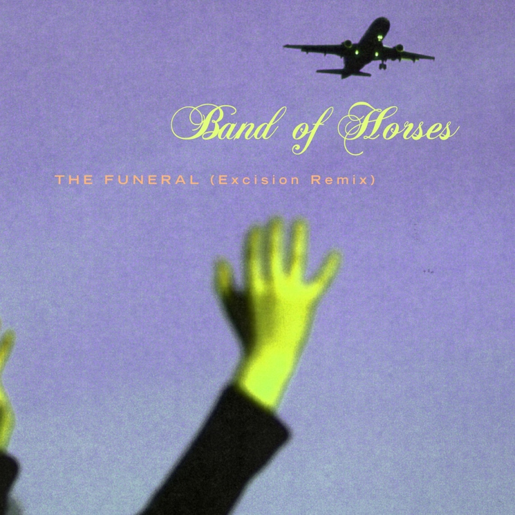 Band of Horses 'The Funeral' (Excision remix)
