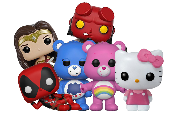 A Funko Pop Movie Is in Development at Warner Bros.