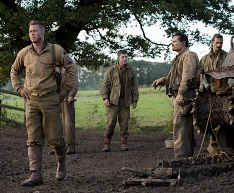 Reviews of 'Fury,' 'The Guest' and 'The Possibilities Are Endless' Lead Our Friday Film Roundup