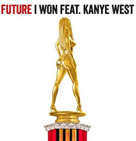 "Future ""I Won"" (ft. Kanye West)"
