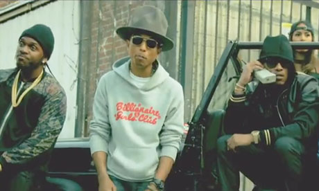 "Future ""Move That Dope"" (ft. Pharrell Williams & Pusha T) (video)"