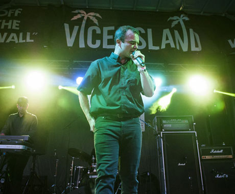 Future Islands VICE Island, Toronto ON, June 19