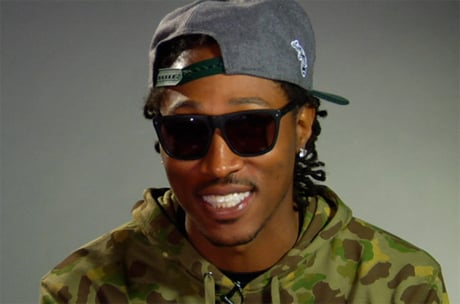 "Future ""Turn on the Lights"" (ft. Lil Wayne)"