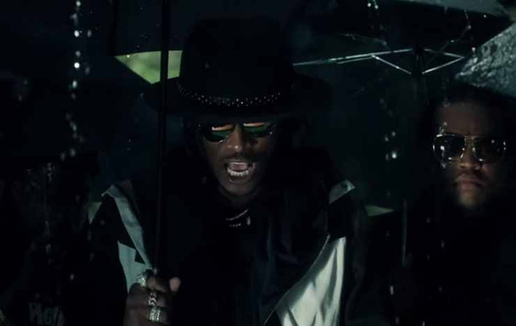 """Future """"Blood on the Money"""" (video)"""