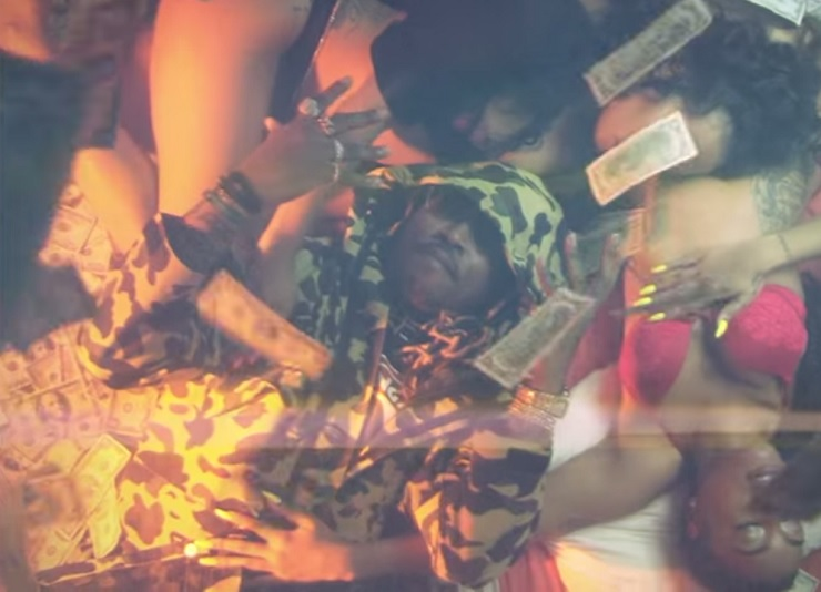 Future 'The Percocet & Stripper Joint' (video)