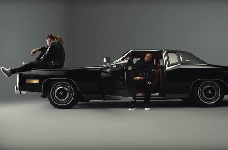 Future 'No Shame' (ft. PARTYNEXTDOOR) (video)