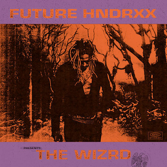Stream Future's New Album 'The WIZRD'