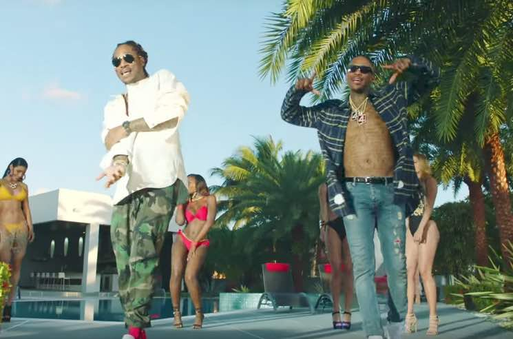 Future and YG Show Off Their Lavish Lifestyles in 'Extra Luv' Video