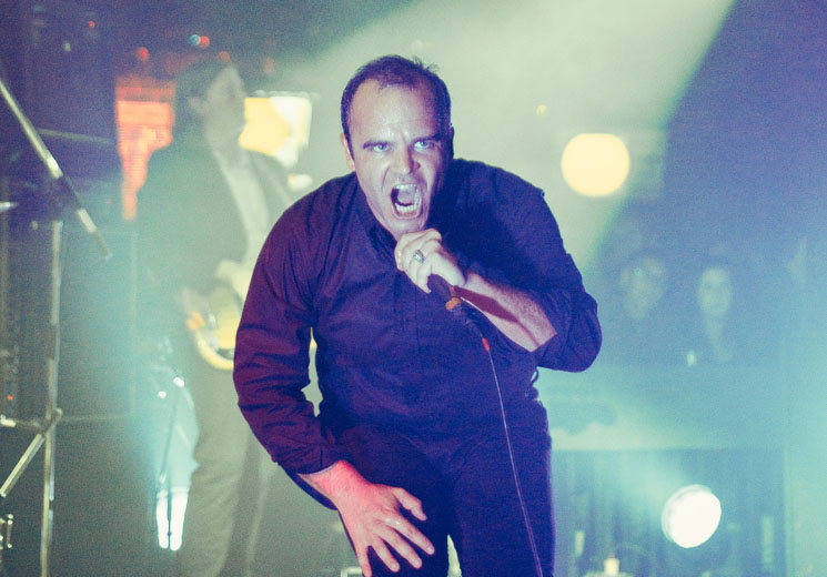 Future Islands Union Hall, Edmonton AB, September 5