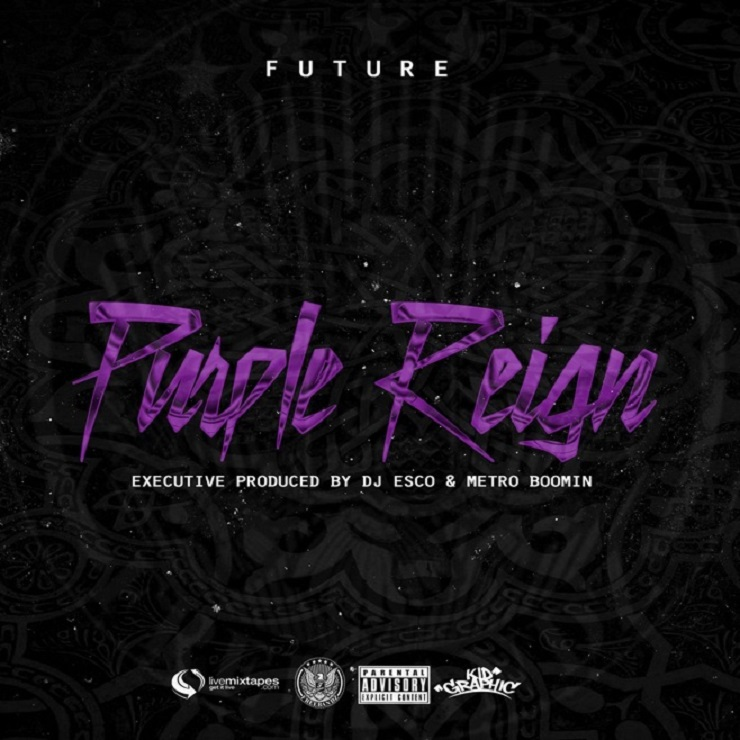 Future Drops Surprise 'Purple Reign' Mixtape
