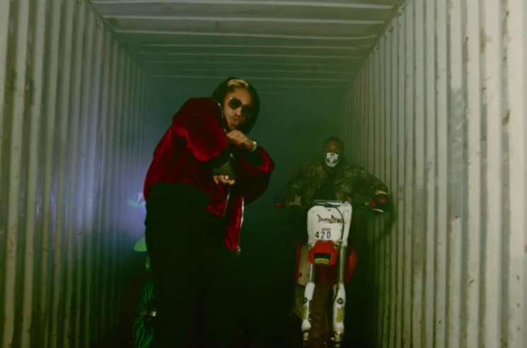 "Future Shares Video for ""Rocket Ship"""