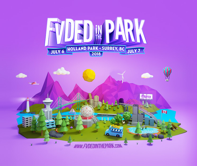 BC's FVDED in the Park Unveils 2018 Lineup with Future, Kygo, A$AP Ferg, Brockhampton