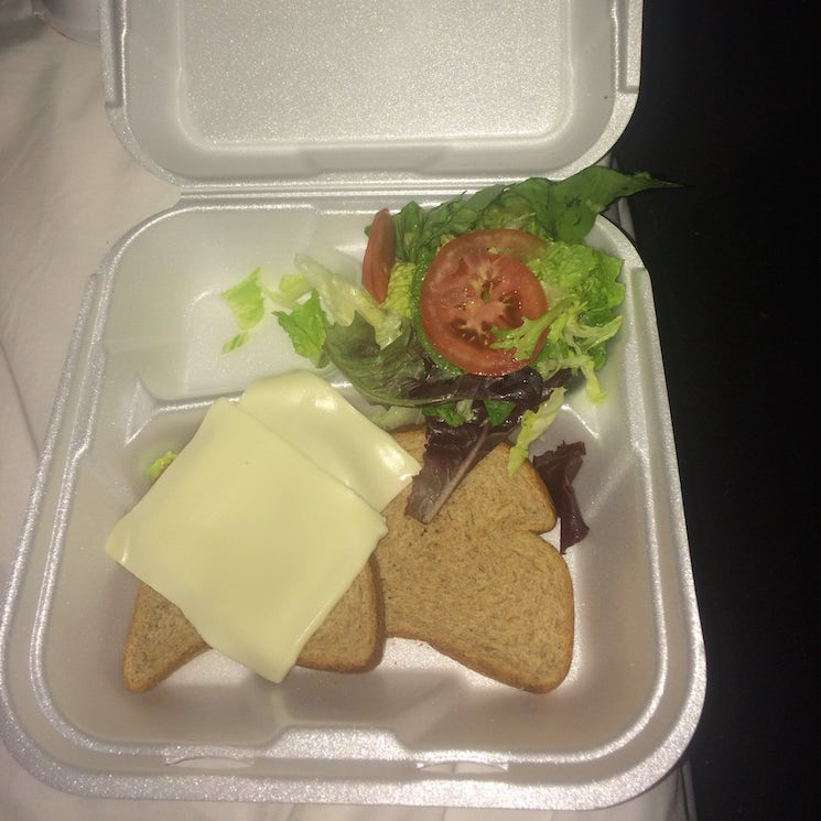 That Fyre Fest Cheese Sandwich Tweet Is Being Auctioned Off as an NFT