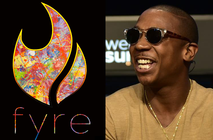 Ja Rule Sold a Fyre Festival Painting NFT for $122,000