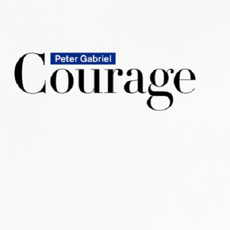 Peter Gabriel 'Courage'