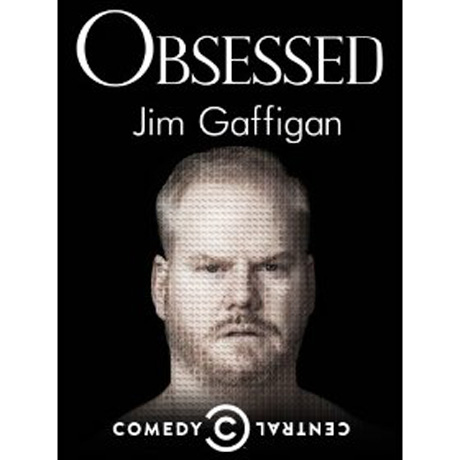 Jim Gaffigan Obsessed