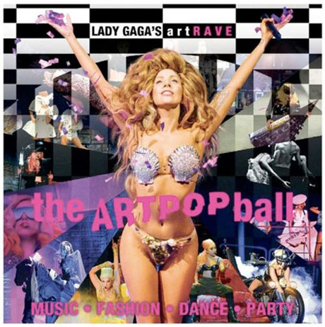 Lady Gaga Takes 'ARTPOP' on North American Tour, Confirms Canadian Dates