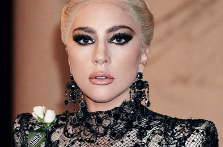 "​Lady Gaga Says She's ""Pregnant"" with a New Album"