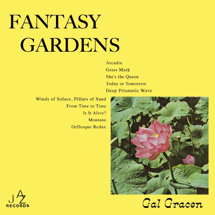 "Vancouver's Gal Gracen Announce 'Fantasy Gardens' LP, Premiere Dream Pop Single ""Arcadia"""