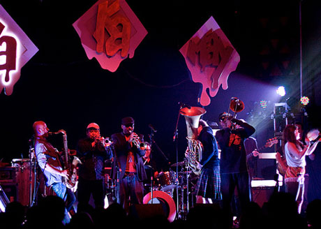 Galactic to Issue <i>The Other Side Of Midnight:Live in New Orleans</i>