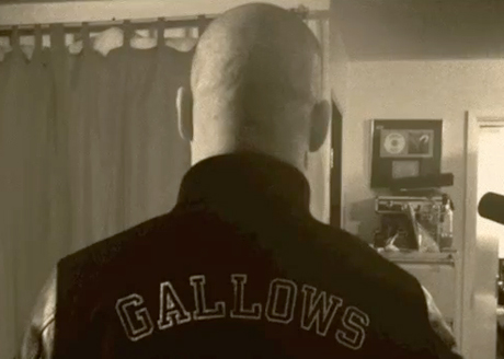 Gallows 'Seeing Red' (Minor Threat cover)