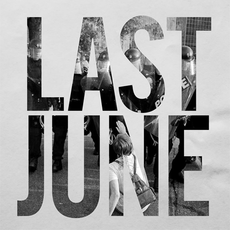 "Gallows ""Last June"""