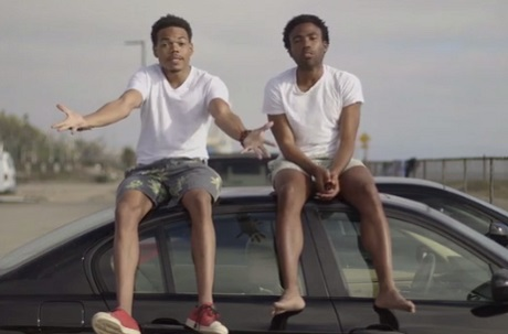 Childish Gambino and Chance the Rapper Join Forces for Collaborative EP