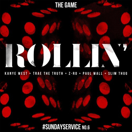 "The Game ""Rollin'"" (ft. Kanye West, Trae Tha Truth, Z-Ro, Paul Wall and Slim Thug)"