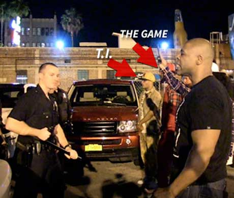 T.I. and the Game Involved in Police Standoff Following Nightclub Brawl