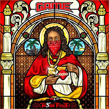 "The Game ""Jesus Piece"" (ft. Kanye West & Common)"