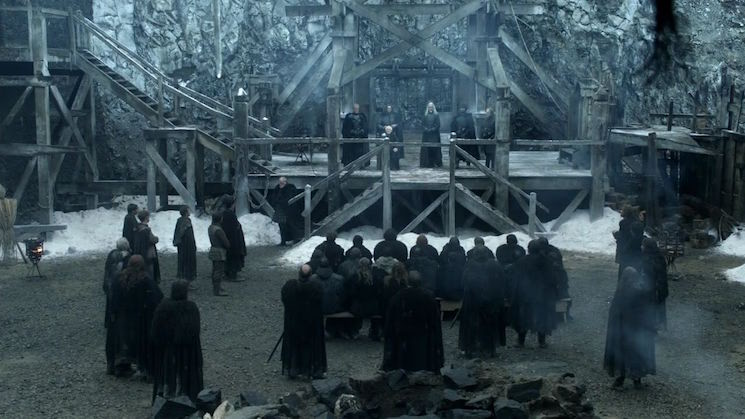 'Game of Thrones' Shooting Interrupted by Rockslide