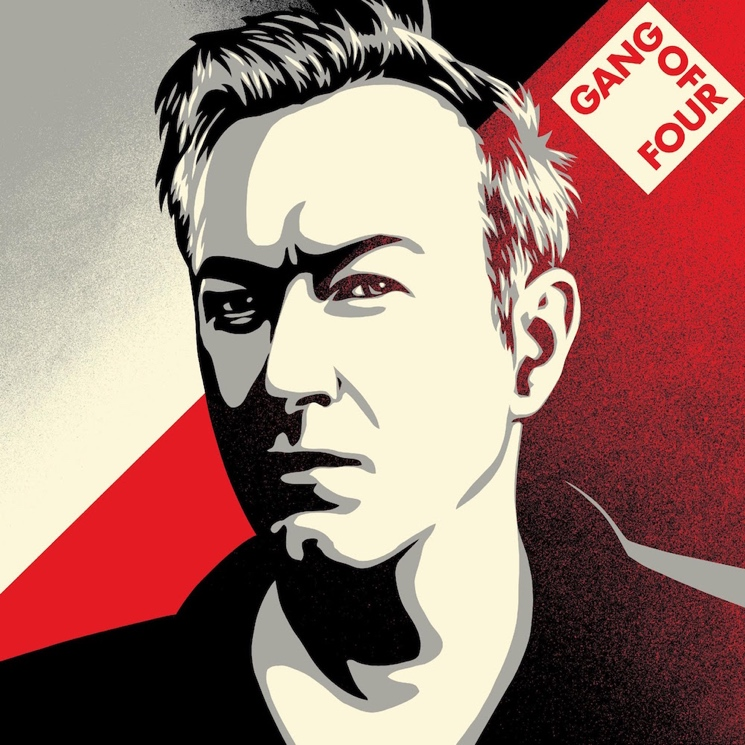 Gang of Four's 'Anti Hero' EP Is a Fitting Farewell to Andy Gill