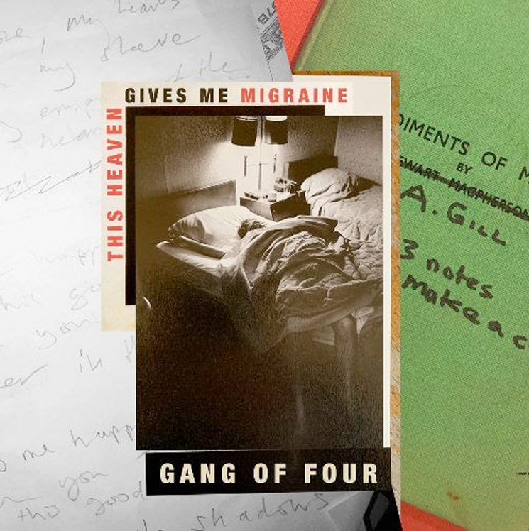 Andy Gill's Final Recordings Captured on New Gang of Four EP