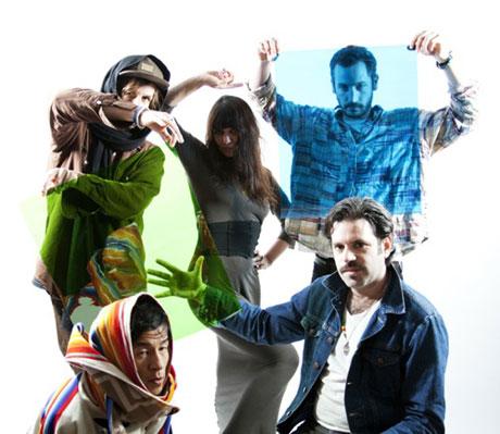 Gang Gang Dance Announce North American Tour, Play Toronto and Montreal