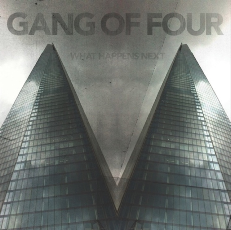 Gang of Four 'What Happens Next' (album stream)