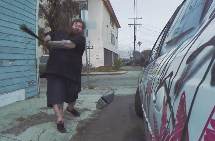 """Gangrene """"Driving Gloves"""" (ft. Action Bronson) (video)"""