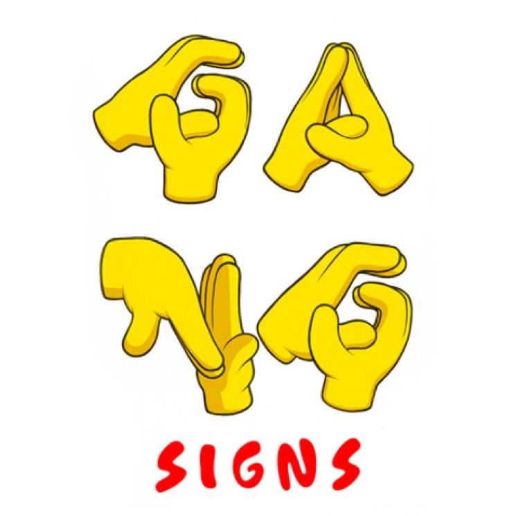 Gang Signs 'Mate' (Heroshe remix)